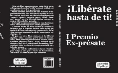 LIBERATE DE TI MISMO. EDITORIAL HIPALAGE 2013