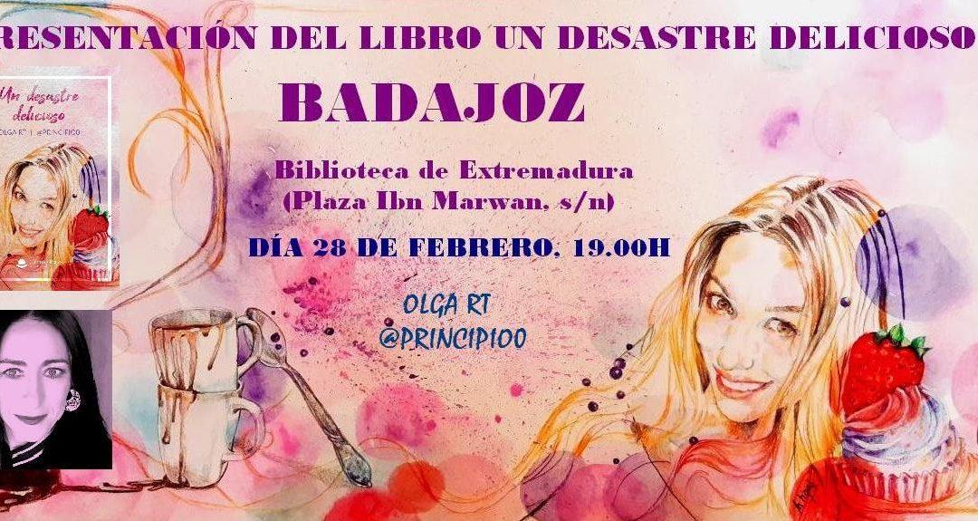 PRESENTACIÓN #4. 28.02.2020. BIBLIOTECA DE EXTREMADURA. BADAJOZ