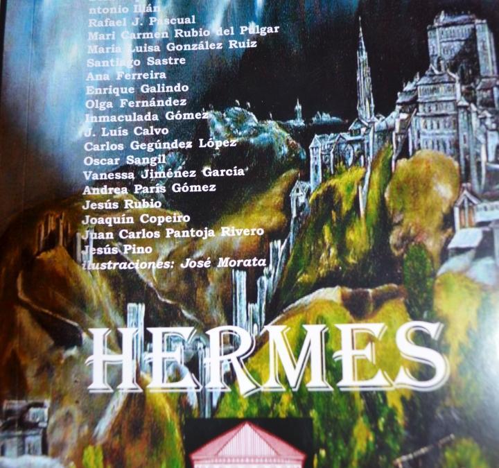 SECCIÓN LIBROS. RECOPILATORIO REVISTA HERMES
