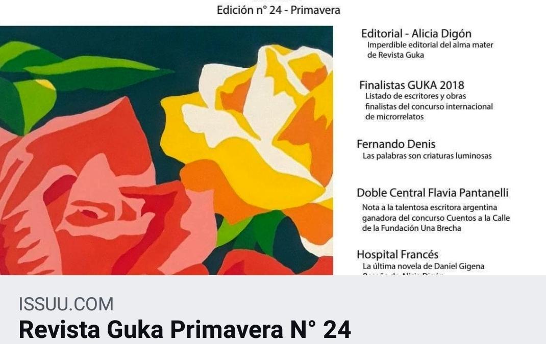 SECCIÓN ECO. REVISTA GUKA.