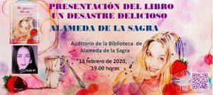 PRESENTACIÓN #3. 13.02.2020. BIBLIOTECA DE ALAMEDA DE LA SAGRA. TOLEDO